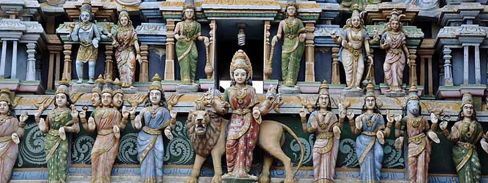 Spiritualité, Sri Lanka