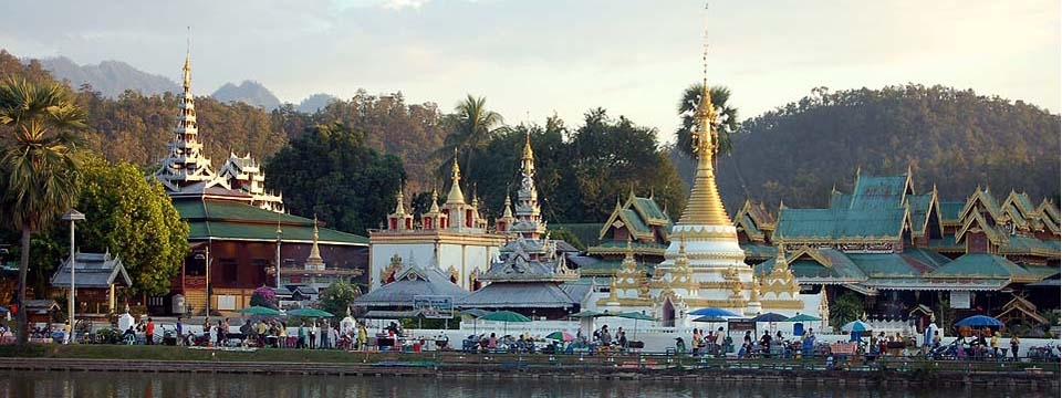 Cultures: Mae Hong Son, Thailande