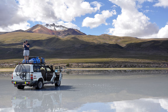 Bolivie, Bolivia 1321