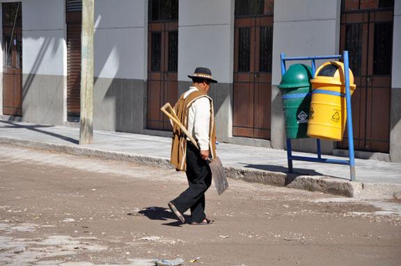 Bolivie, Bolivia 1466