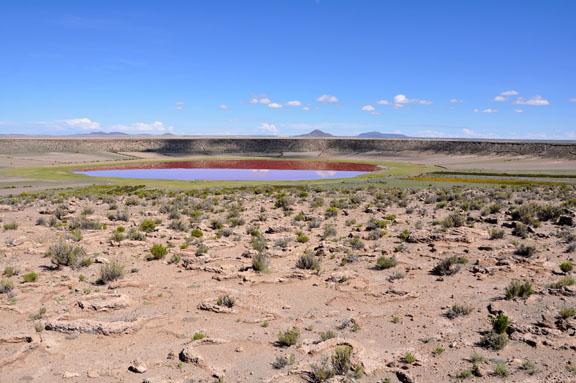 Bolivie, Bolivia 1483