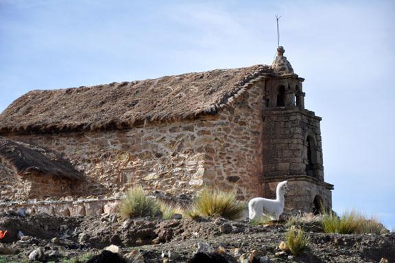 Bolivie, Bolivia 1659