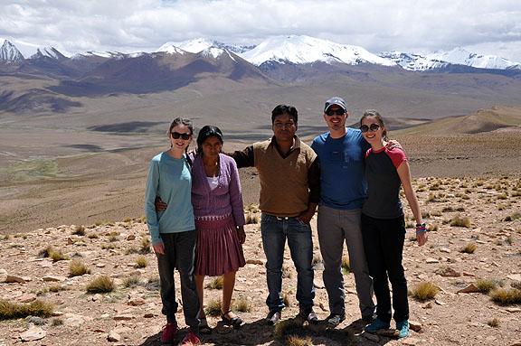 Bolivie, Bolivia 564